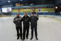 Medailisté muži