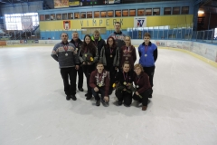 Společné foto všech medailistů