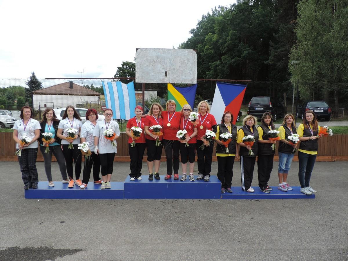 Medailistky_družstva žen