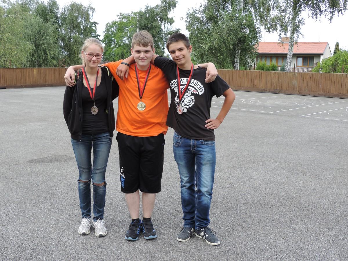 Jednotlivci U16