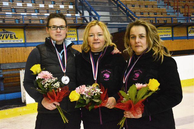 Medailistky soutěže žen