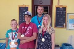 MČR mládeže 10.9.2016 1.místo