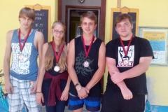 MČR mládeže 10.9.2016 3.místo