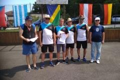 7.místo - Union Rainbach I. (AUT)